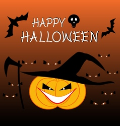 Halloween celebration backgrou vector