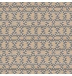 Ornamental Geometric Seamless Pattern vector image vector image