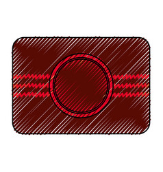 business presentation card vector image