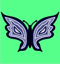 Butterfly image 3 vector