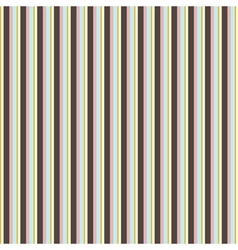 Seamless pattern with stripes in retro style vector