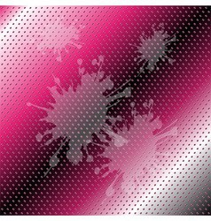 Splash halftone background vector