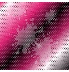 Splash halftone background vector