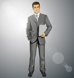 guy vector image vector image
