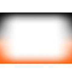 Orange black copyspace background vector