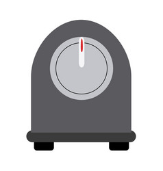 Kitchen timer cooking utensil object vector