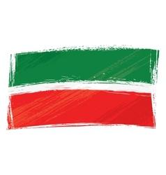 Grunge tatarstan flag vector