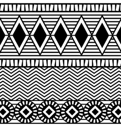 Textile pattern decoration icon vector
