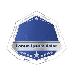 Label vector