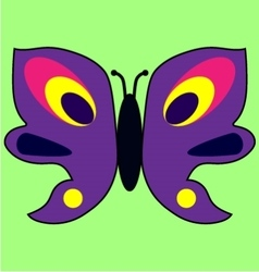 Butterfly image 5 vector