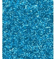 blue glitter texture vector image