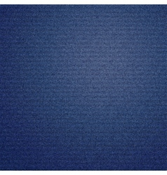 Dark blue jeans texture background vector