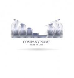 company vector image