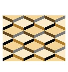 Floor pattern vector image vector image