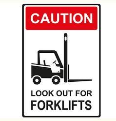 Forklift 1 vector