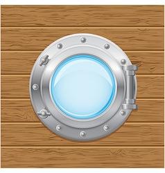 Boat porthole 02 vector