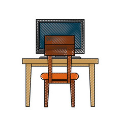 furniture icon image vector image vector image
