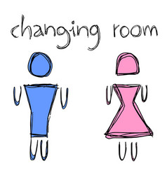 Changing room vector
