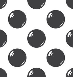 pearl seamless pattern vector image vector image