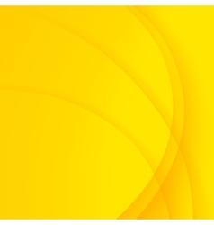 Yellow elegant business background vector