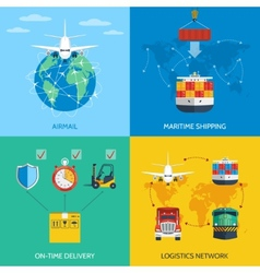 Logistic concept set vector