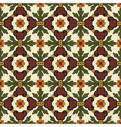 Classic vintage seamless pattern vector