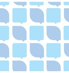 Abstract light blue color seamless pattern vector