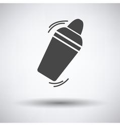Bar shaker icon vector