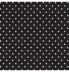 Abstract light grey background with polka vector image vector image