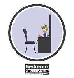 House areas design vector