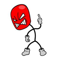 Rebel character vector