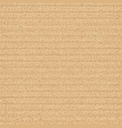 Cardboard seamless texture vector