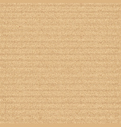 cardboard seamless texture vector image