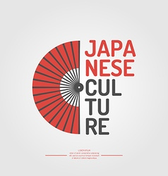 japanese vector image
