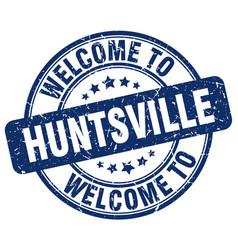 Welcome to huntsville vector