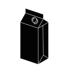 Food box icon vector