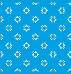 sign download pattern seamless blue vector image
