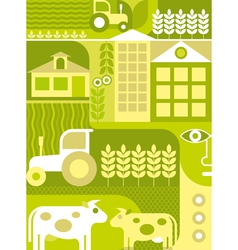 Farm - vector