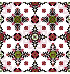 Decorative motley pattern vector