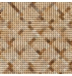 Brown abstract background vector image