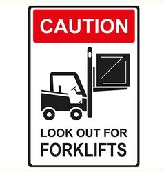 Forklift 2 vector