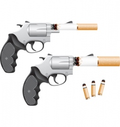 Smoking is death vector