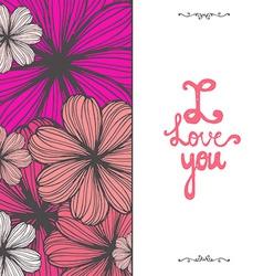 FlowerElements11 vector image