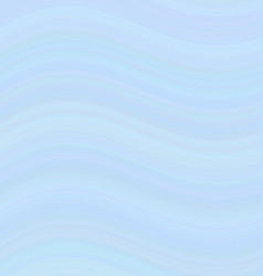 Light blue abstract smooth wave background vector
