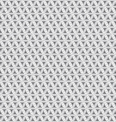 White Geometric Texture vector image vector image