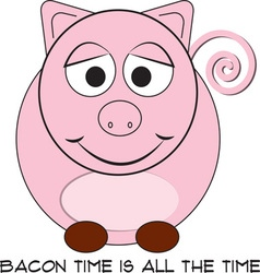 Bacon time vector