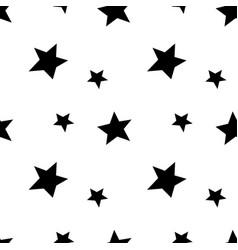 modern geometric star pattern star pattern vector image vector image
