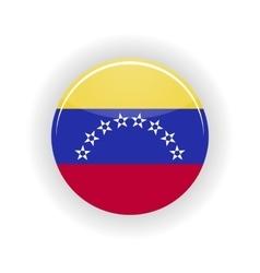 Venezuela icon circle vector