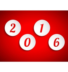 Happy new year 2015 design element vector