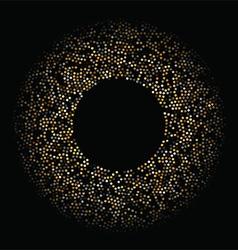 circle abstract 2406 vector image vector image